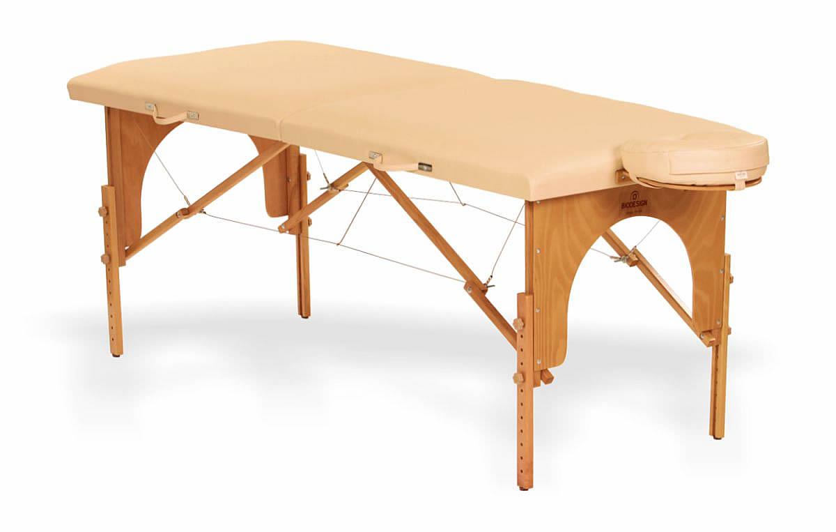 Masa de masaj portabila, model Arcada, BIOS