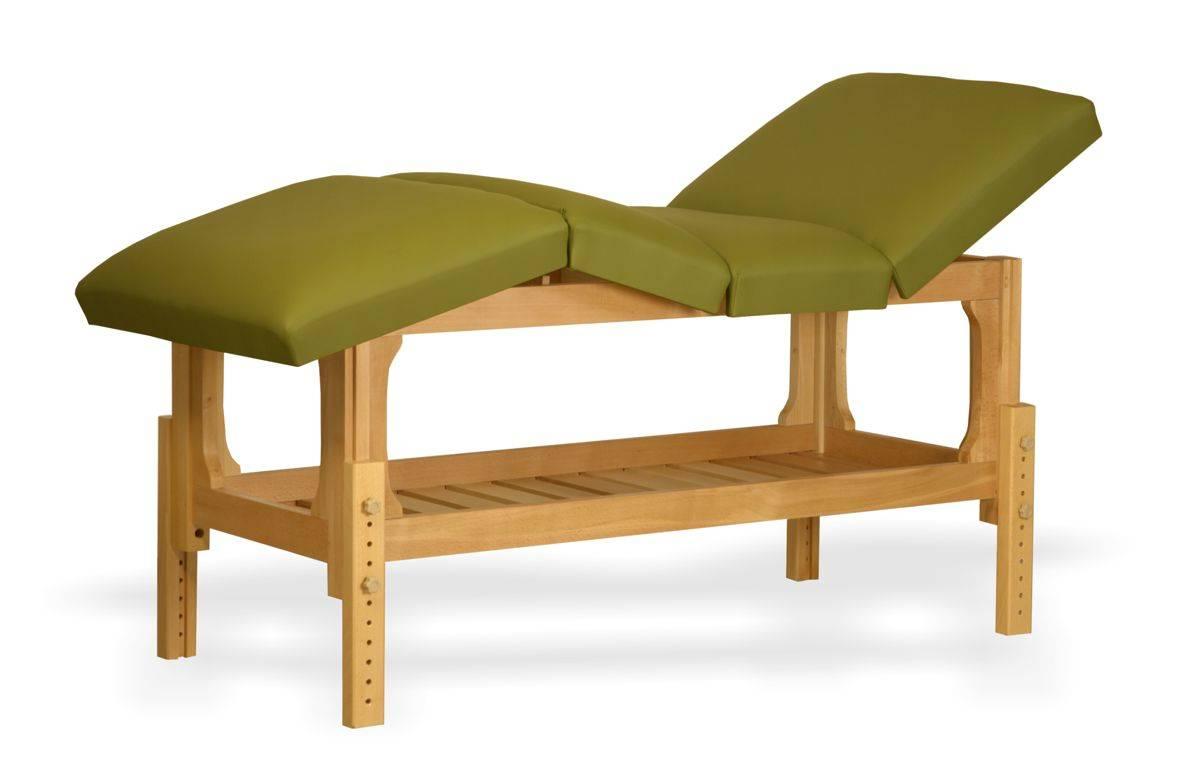 Masă de masaj staționară, model Lotus, de la BIOS
