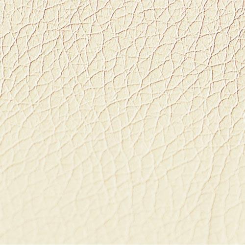 Piele ecologică poliuretanică albă